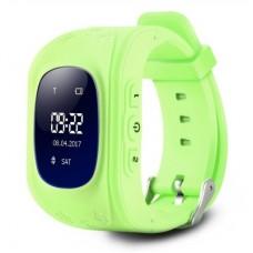 original Q50 - часы с gps трекером (зеленые)