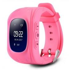 original Q50 - часы с gps трекером (розовый)