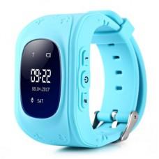 original Q50 - часы с gps трекером (голубые)