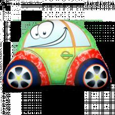 Машина 33*24 см