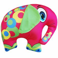 Слон розовый 33х28
