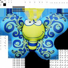 Бабочка 33*24 см